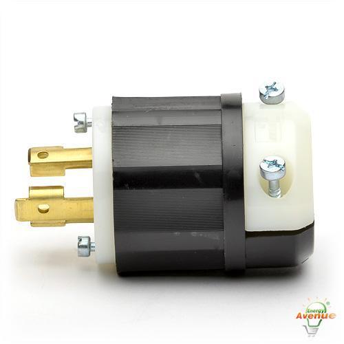 Leviton 2721 Twistlock Plug Nema L15